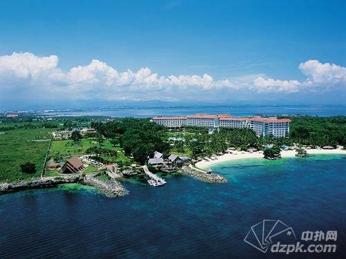 香格里拉麦丹岛度假酒店休闲图片