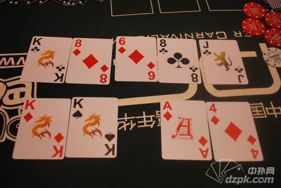 德州扑克新手必备参考