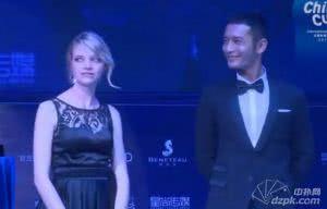 众星云集-2011中国杯帆船赛蓝色盛典