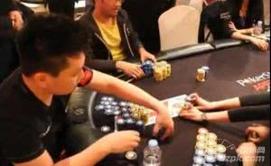 2013APPT首尔站决赛桌:德堡战队Nicky Tao Jin淘汰日本选手Masa