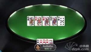 奥马哈扑克教学视频(2):奥马哈基本策略