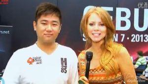 APPT7宿�F站Day1a:Bryan Huang接受�淇酥�星采�L