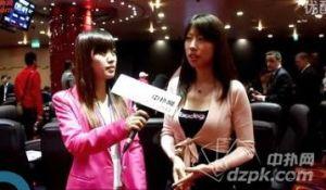 2013年4月MPC:德州�淇诉x手Jay Tan采�L
