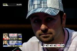 Daniel真是无所畏惧―扑克之星最伟大的手牌系列22