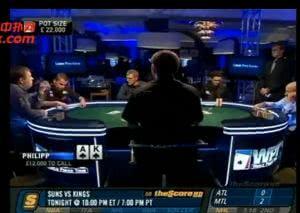 WPT世界扑克巡回赛第九季第8集