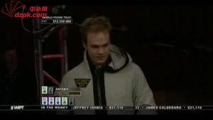 WPT世界扑克巡回赛第九季第12集