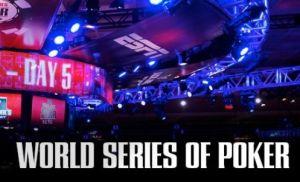 2013WSOP主赛事最终桌07:moneymaker激情开场:我实现了每个牌手