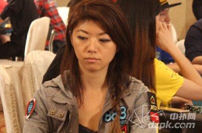 2014WPT中国赛团队赛选手风采2