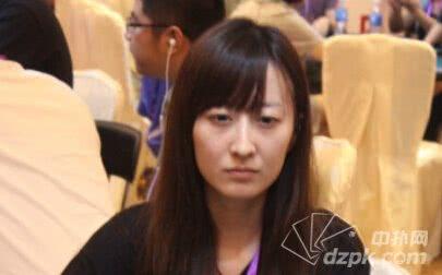 2014年WPT中国站部分B组选手
