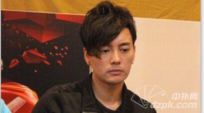 2014WPT中国站第3轮选手