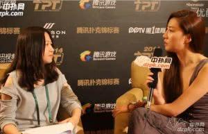 李思晓TPT采访:打比赛需要足够的专注