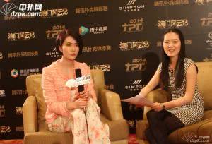 著名女演员胡然TPT采访