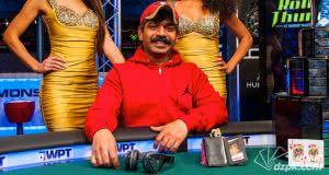 37岁软件工程师一周内两次打进WPT决赛桌终夺冠