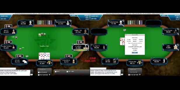双倍决赛桌session第三部(2)