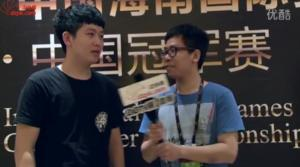 APPT北京百万赛冠军秦辰CPG采访