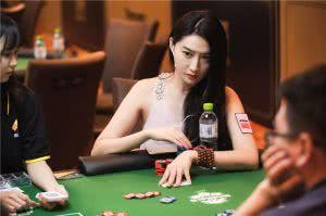 2015腾讯TPT主赛决赛桌唯一女神