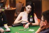 2015腾讯TPT主赛决赛桌唯一女神李思晓
