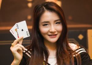 2015腾讯TPT浪漫三亚女士赛冠军
