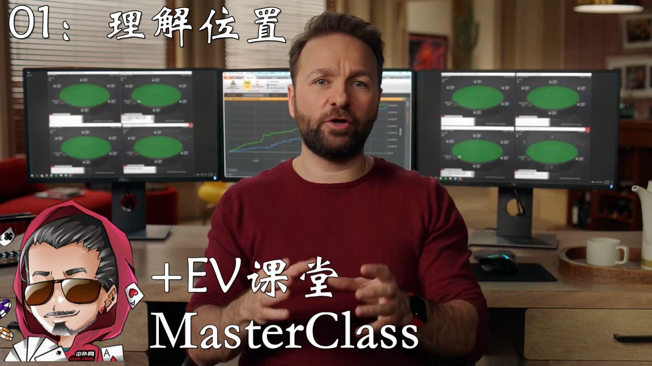 【+EV课堂】MasterClass - 第一课:理解位置