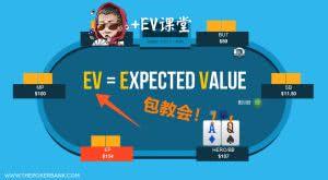 【+EV课堂】玩扑克是赢钱还是输钱,看它就懂了