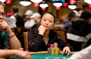 WSOP小型一滴水赛曾玲琳等4位国手A组晋级