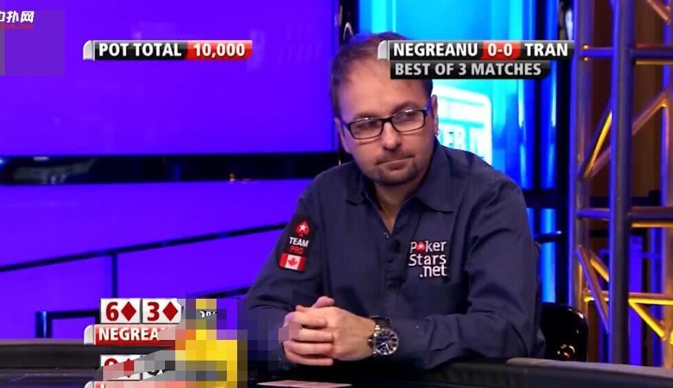 【辣眼视频・中字】大神单挑:用最好的牌赢最少的钱,凭的也是本事