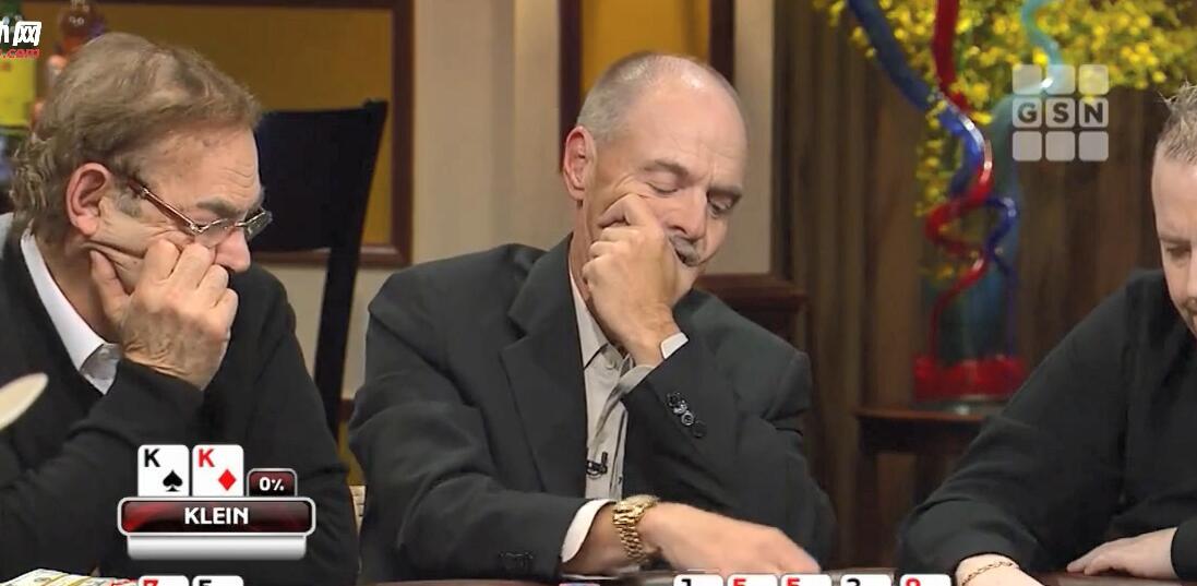 【辣眼视频】老板Bill用KK埋伏职牌,牌面完美但是遇到这种垃圾气死人