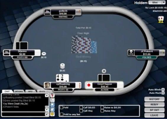 低级别现金六人桌的攻守策略和玩牌技巧第一部