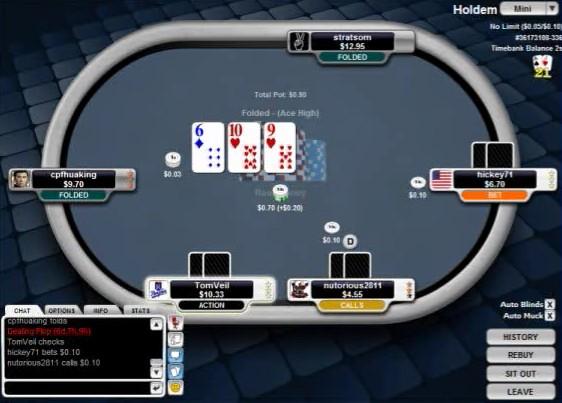 低级别现金六人桌的攻守策略和玩牌技巧第二部